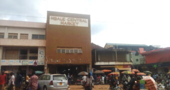 Mbale market vendors unsettled by Central Market's lack of hygiene
