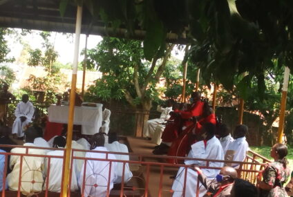 Mbale Celebrates Uganda Martyr's Day in a scientific way