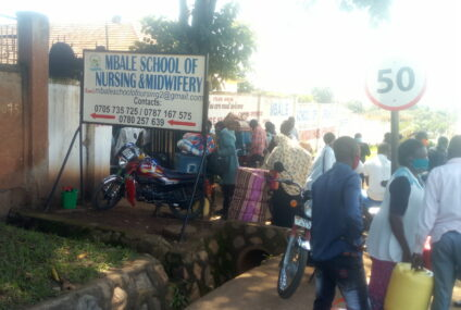 Mbale schools follow Museveni directive, empty up before noon