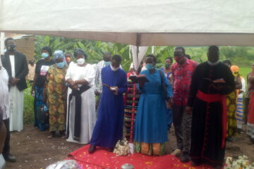 Shock as MP Maama Mbale's father succumbs to COVID-19