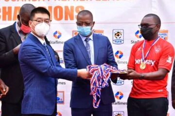 Express FC Officially crowned champions of Uganda Premier League
