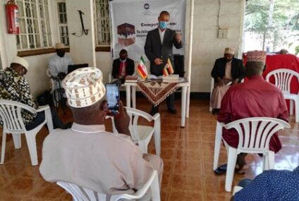 Uganda holds first every academic competition on pilgrimage