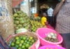 Mbale Fruits vendors eat big in the 2021 lockdown