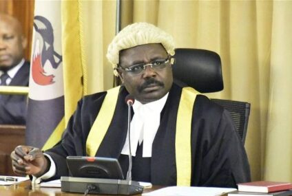 Speaker Oulanya to chair parliament session next week