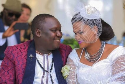 Salvador hits back at bad black as he promises everlasting love to Daphine