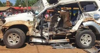 Two Accidents Claim 8 in Two Days