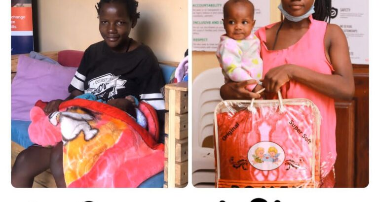 How a teen mother is beating the odds to give her baby a better life