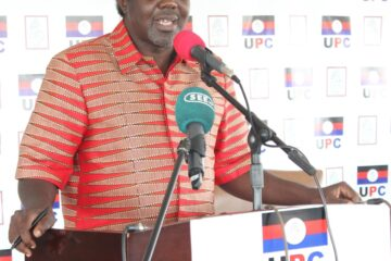Akena calls for Unity in UPC after court clears his Party presidency