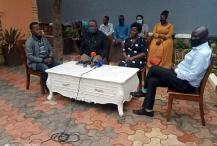 Ssewanyana's lawyers ask parliament to intervene in his matter