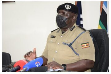 Police shoots suspected suicide bomber in Kampala