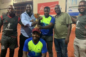 Mapike FC beat A Few Good Men in 2021 independence cup challenge