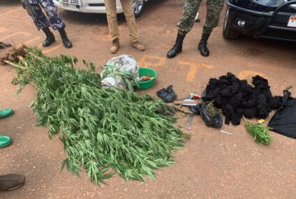 Police arrests 58 suspects of aggravated robberies