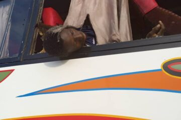 Police speaks out on the bus explosion that happened along Kampala-Masaka highway