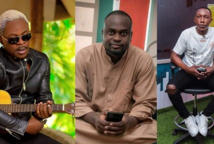 Entertainers take sides on Ssuuna and Kayz case