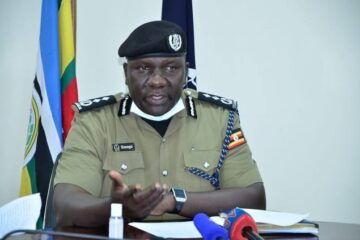 Police responds to the Komamboga explosion